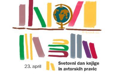 Svetovni dan knjige in Noč branja