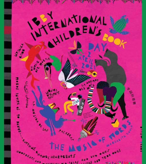 2. april 2021 – mednarodni dan knjig za otroke